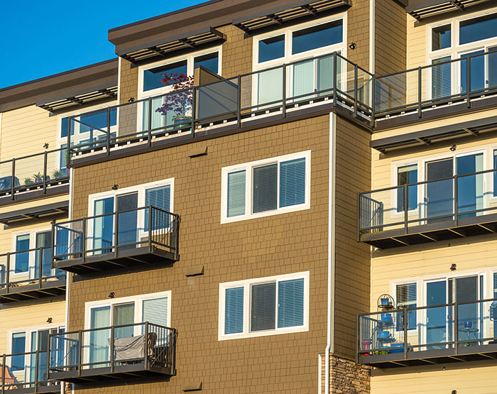Aluminum Balconies And Railings Modern Materials