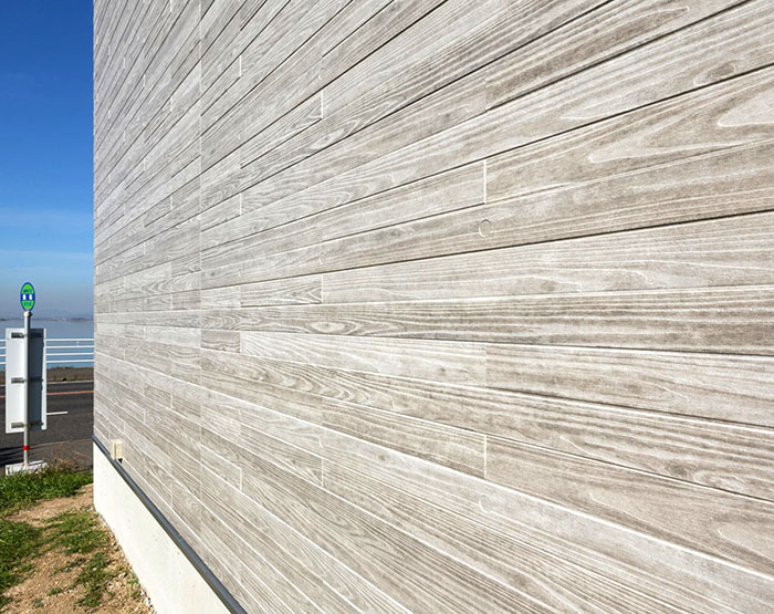 Ceraclad Rainscreen Fiber Cement Siding Modern Materials