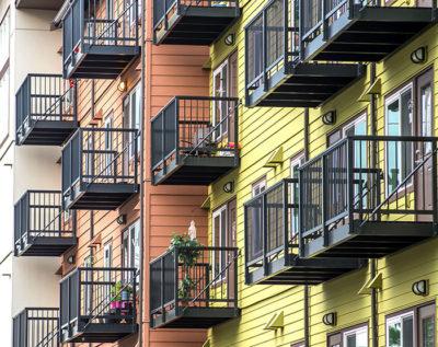 American Structures & Design Premium Aluminum Railing, Balcony and Sunshade Systems