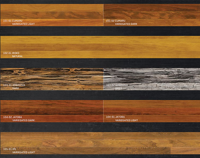 DIZAL Wood Aluminum Siding