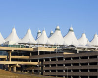 Modern Materials created 1 million square feet of hydrophobic concrete for DIA parking decks