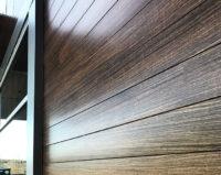 DIZAL Deluxe Wood Siding Modern Materials