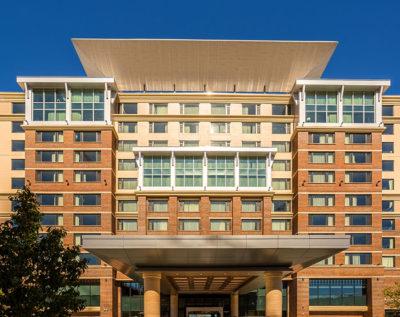 CERACLAD Spotlight: Hyatt Regency WA