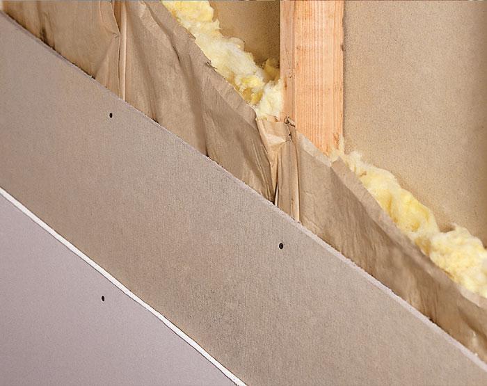 Homasote 174 440 Soundbarrier 174 For Walls And Floors Modern