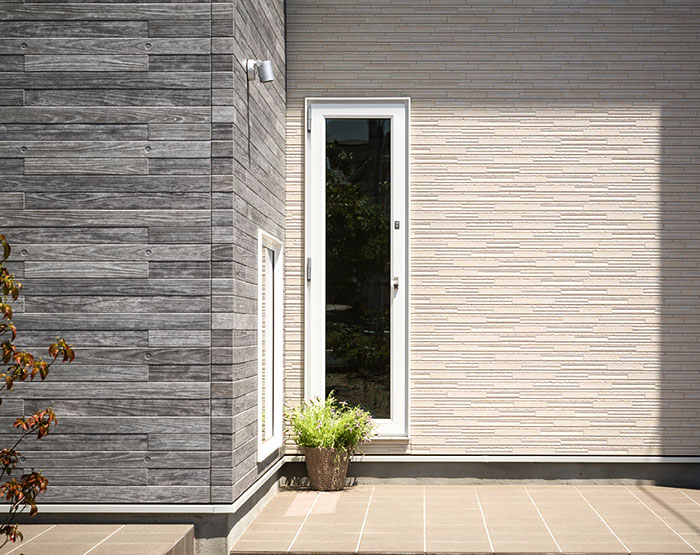 CERACLAD Rain Screen Exterior Fiber Cement Siding