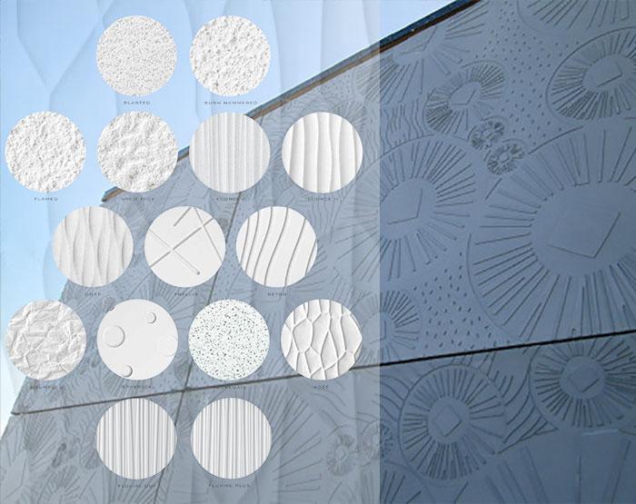Envel ultra-high performance concrete façades