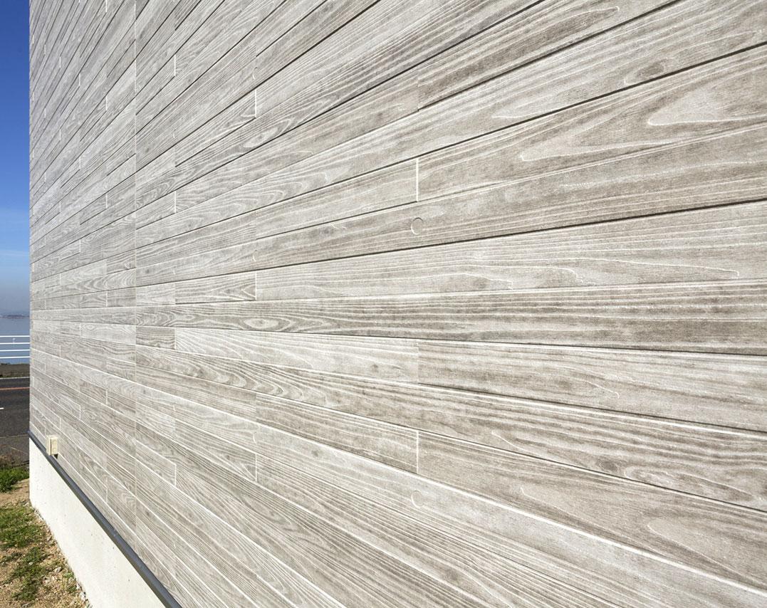 Ceraclad Faux Wood Fiber Cement Facades
