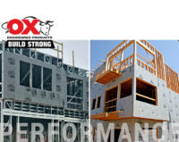 Structural insulated sheathing modern materials for Structural fiberboard sheathing