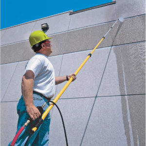 Modern Materials Water Repellant Wall Protection