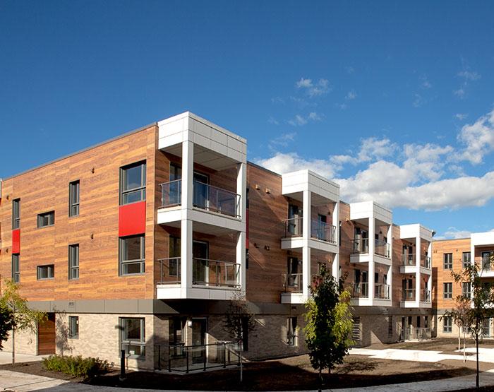 Modern Materials Architectural Facades