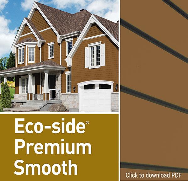 KWP Eco-side® Siding