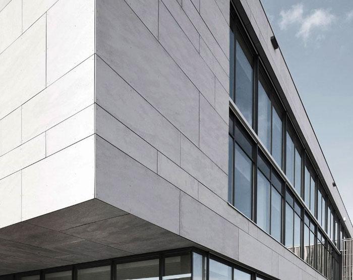 SVK Fibre Cement Façade Panels