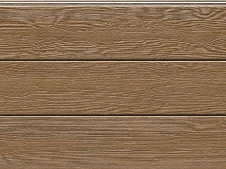 Ceraclad Fiber Cement Faux Wood Panels