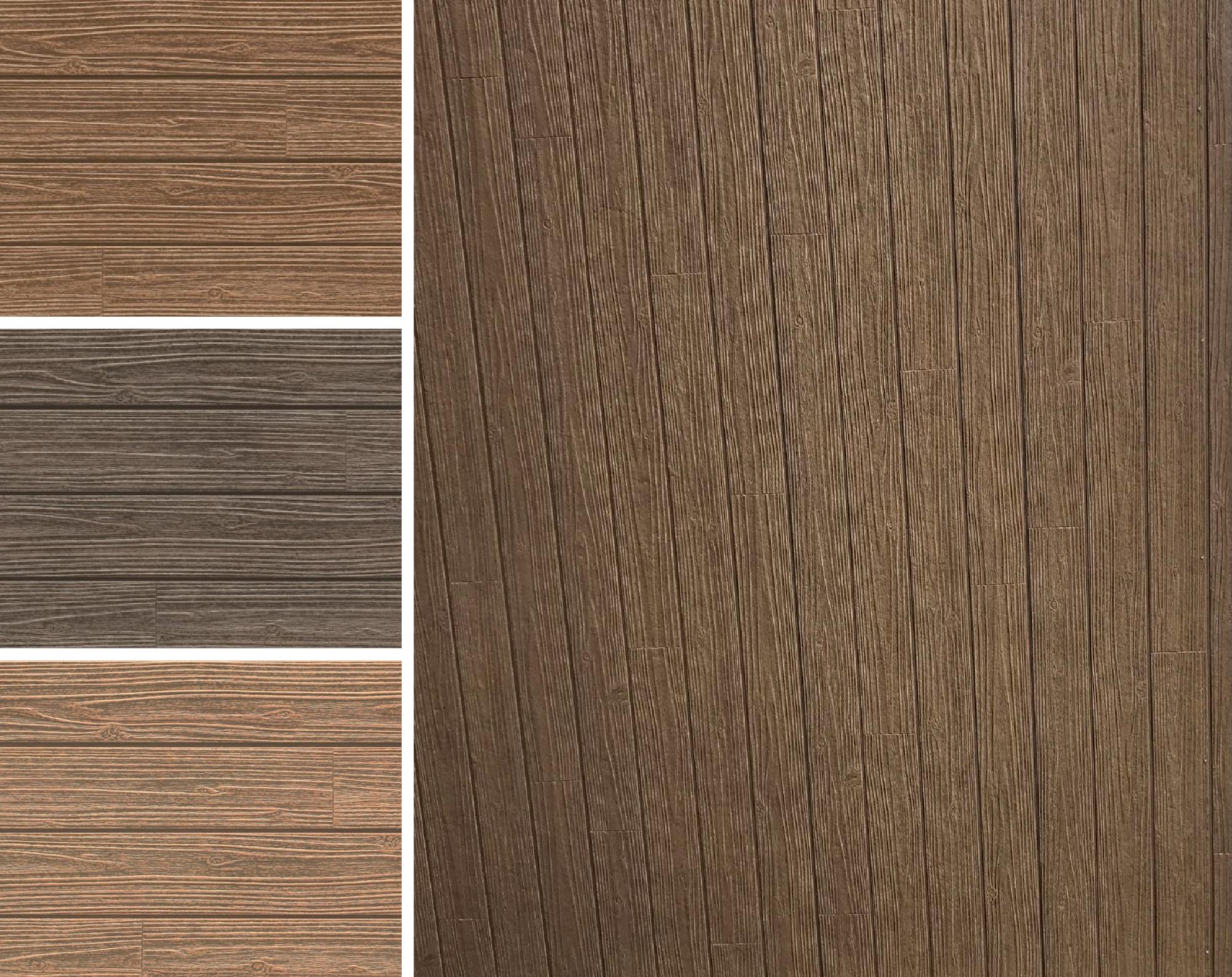 CERACLAD Rustic Wood Fiber Cement Facades