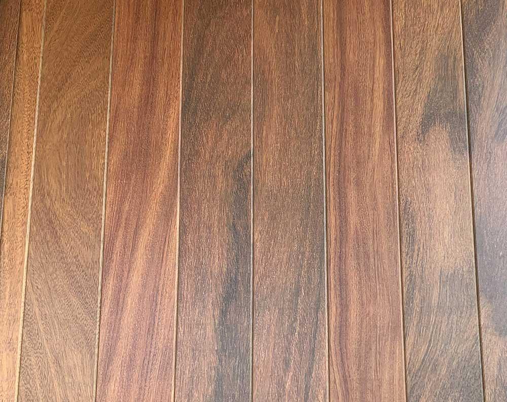 DIZAL Faux Wood Aluminum Panels