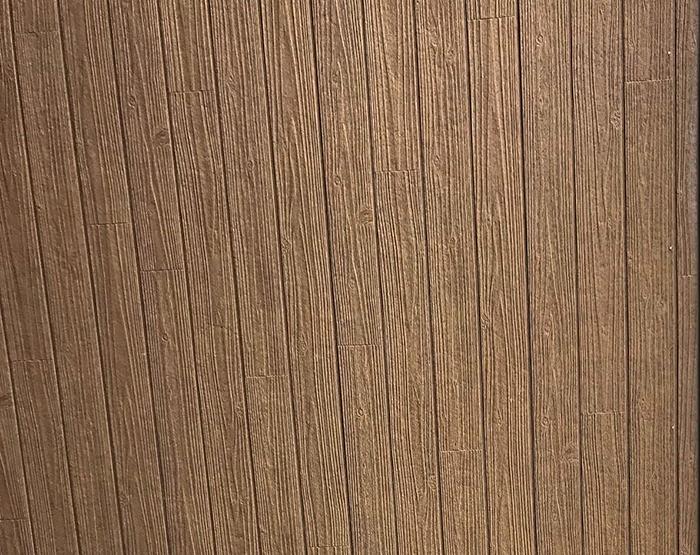 Ceraclad Rustic Wood Faux Wood Panels